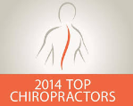 2014 Top Chiropractors by Minnesota Monthly magazine
